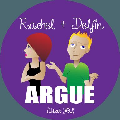 Rachel and Delfin Argue (About You)