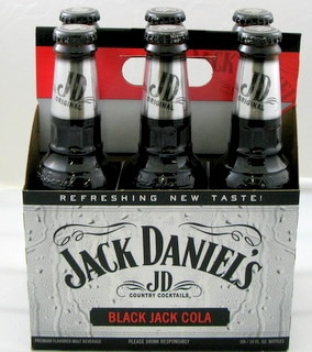 Jack Daniel's BlackJack Cola
