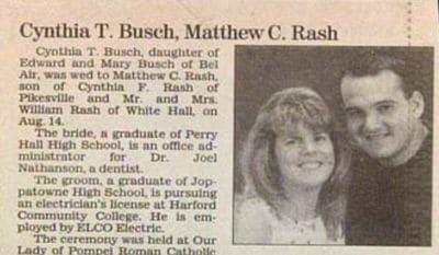 bush rash