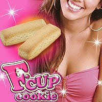 f cup cookie