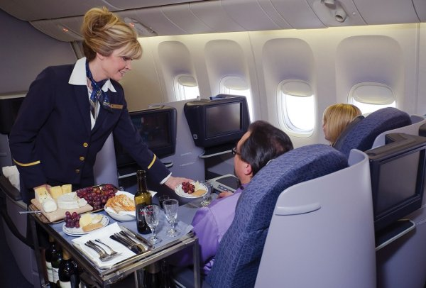 Flying First Class is Not Awful (and other obvious observations)