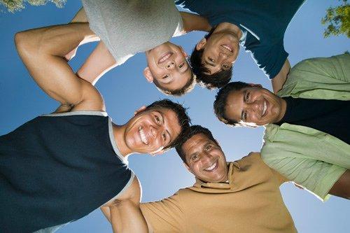 group of guys
