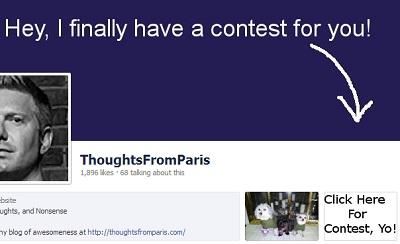 how to enter contest