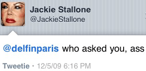 Jackie's Response To D.J.