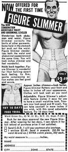 man girdle