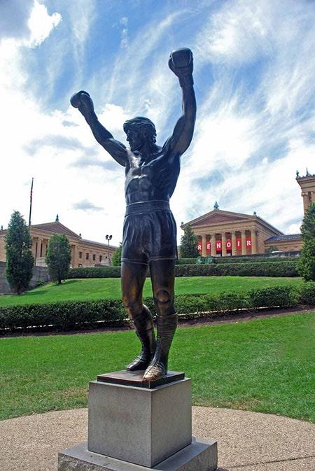 Rocky Balboa Statue Philadelpia