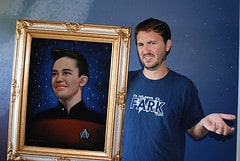 Wil Wheaton Fan Art