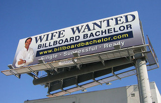 Will Wanted Billboard